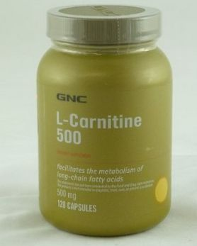 GNC L-Carnitine is a non-essential amino acid that can be synthesized by the body. Amino acids are the building blocks of protein and help fuel skeletal muscles.