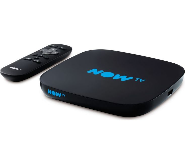 NOW TV  HD Smart TV Box - 2 Months Movies Bundle Price: £ 24.99 Top features: - Watch over 60 Freeview channels and 12 HD channels - Includes 2 months of the best blockbuster movies - No contract: Watch movies, sports and films when you want - Catch up on shows you've missed with Catch Up TV apps - Pause and rewind live TV while you make a cup of tea Watch over 60 Freeview channels and 12 HD...