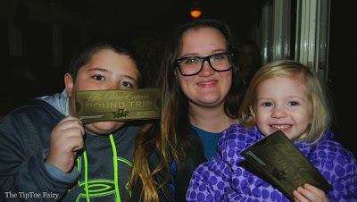 Texas State Railroad: The Polar Express from The TipToe Fairy