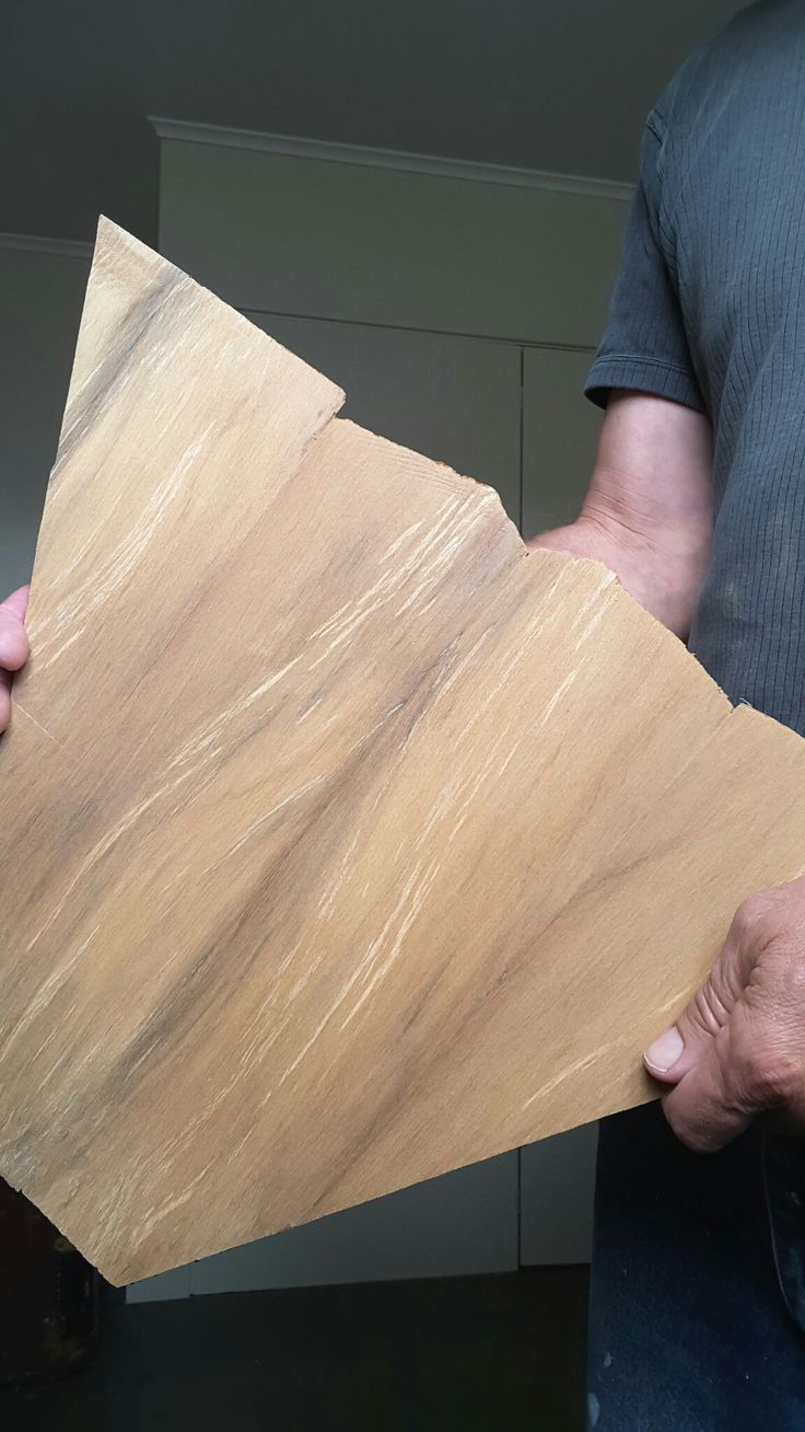 This will be the soundboard for my next balalaika. It is made from a 50, 000 year old New Zealand kauri tree dug up from a swamp. It has a nice tone.