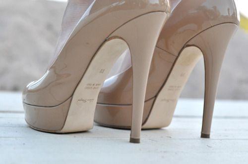 Nice!: Nude Pumps, Fashion, Vintage Wardrobe, Beige Pumps, Woman Shoes, Nude Heels, High Heels, Heels Shoes, Beige Heels