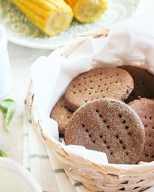 Хлебцы в домашних условиях - рецепт