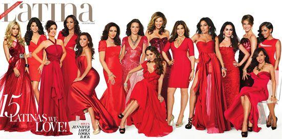 Eva Longoria's Latina Magazine Covers Through the Years