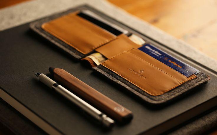 Classic Fold Wallet  www.suprskin.com