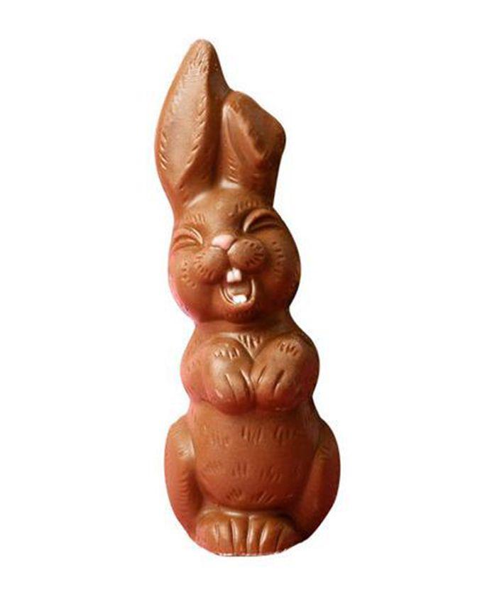 Coniglietto al cioccolato al latte, Woodhouse Chocolate  -cosmopolitan.it
