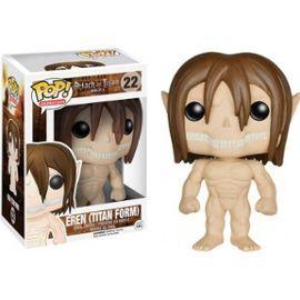 Figurine Pop Attaque Des Titans Eren Yeager Titan