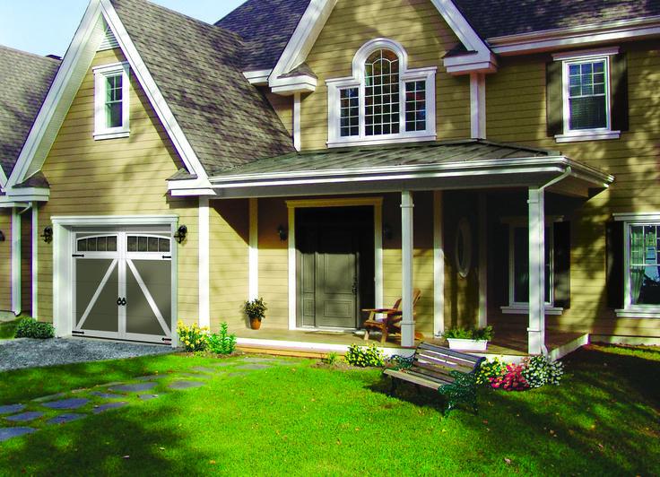 16 Best Windows Above Garage Door Images On Pinterest