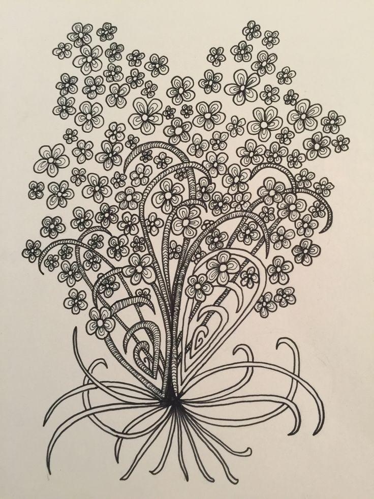 Flower-doodle