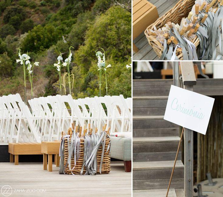 Tintswalo Atlantic Wedding   Zara Zoo Photography   Parasols & Stationery: www.secretdiary.co.za