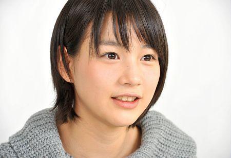 受賞作「カラスの親指」で「女優としての基礎を学ぶことができた」と語った能年玲奈
