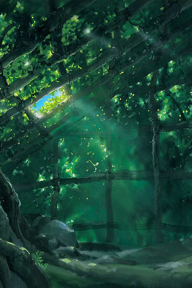 """""""...He let me sleep in a tiny little hide-out covered in leaves and branches. It kept me safe all night..."""""""