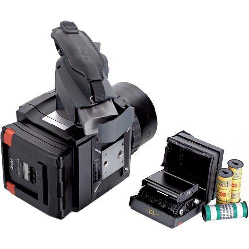 ローライHy6ミディアムフォーマット一眼レフオートフォーカスカメラボディ
