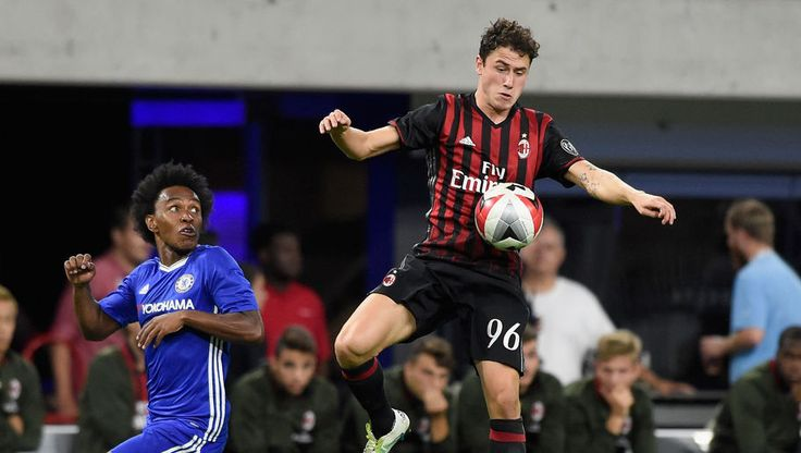 AC Milan coach Vincenzo Montella was delighted with what he saw from his team during Wednesday night's pre-season friendly against…