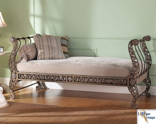 Gaston Daybed By American Iron Bed Company Things
