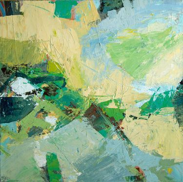 "Saatchi Art Artist Barbara Scott; Painting, ""Abstract 105"" #art"