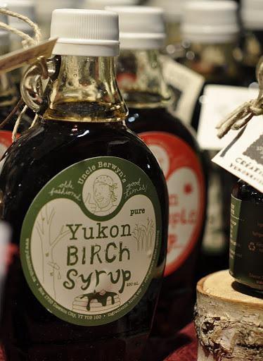 Sirop de bouleau du Yukon, Uncle Berwyn's