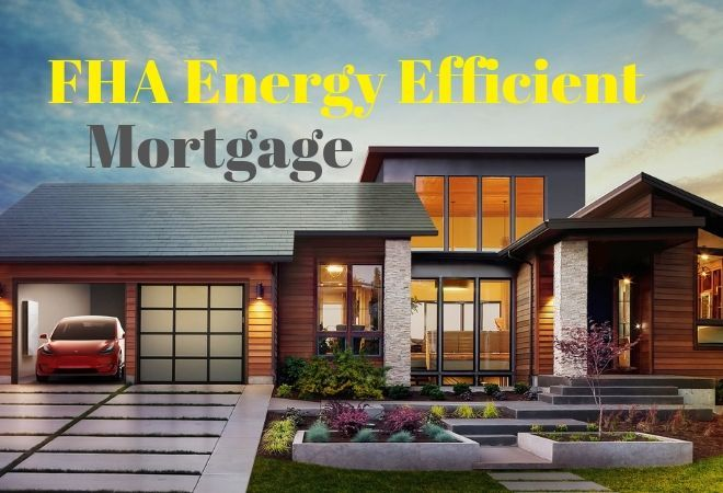 The Fha Energy Efficient Mortgage Program Allows You To Purchase A Home And Include The Cost Of Making Ener Buy Solar Panels Residential Solar Solar Technology