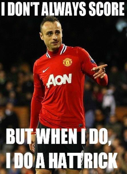 Berbatov Manchester United