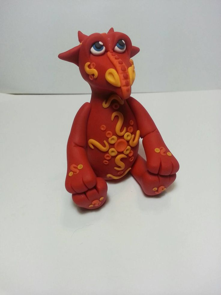 Red Dragon by Orang3Marmalade.deviantart.com on @DeviantArt