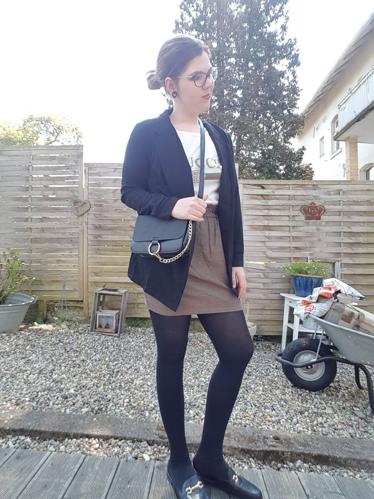 Gucci shirt fashion blogger Outfit