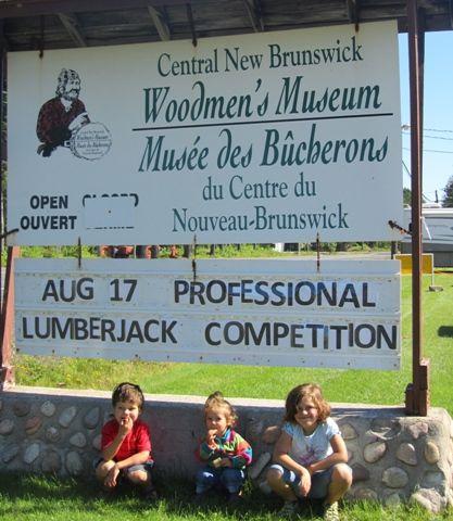 lumberjack competition