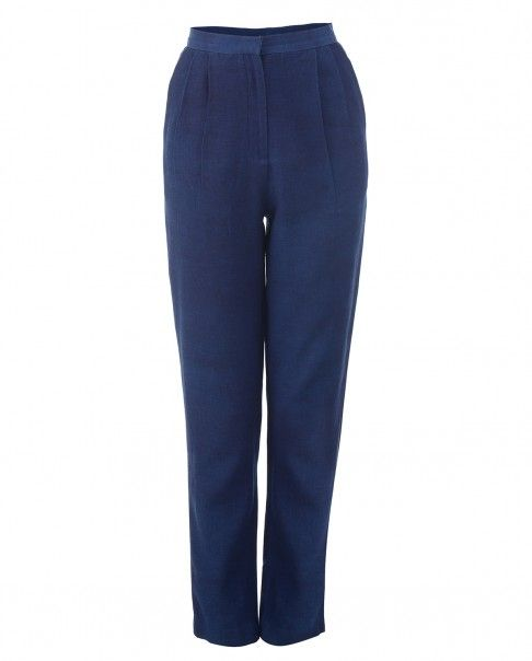Dusk Blue Trouser Pants