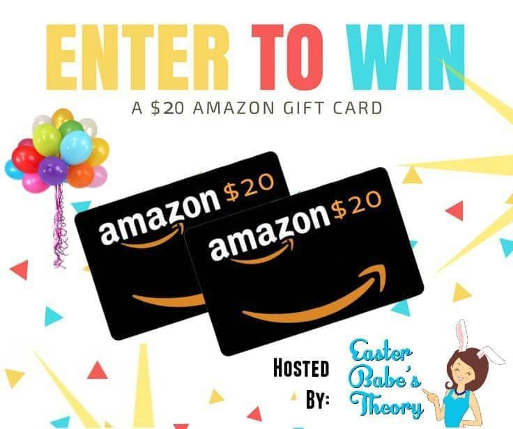Life S A Beach Hop 20 Amazon Gift Card Giveaway Easter Babe S Theory Amazon Gift Cards Amazon Gifts Gift Card Giveaway