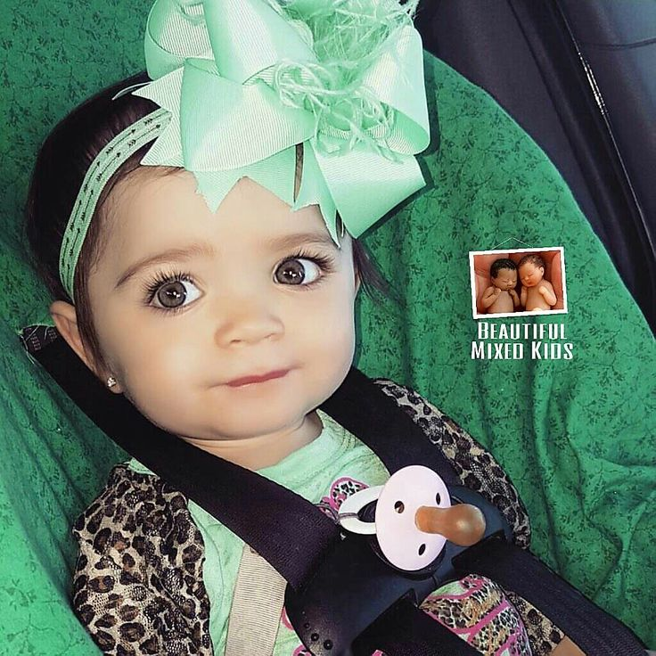 Elliana Jane - Caucasian, Native American, Syrian & Hispanic ❤