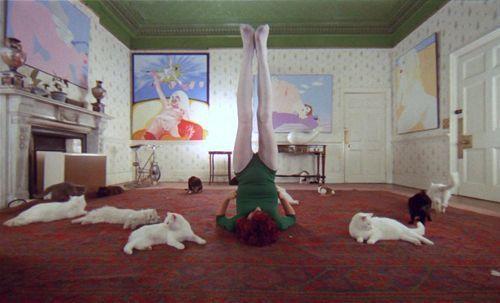 ⇢ Rolling... ACTION! 🎥 🎬 #Decoración DE #CINE: 8 escenarios de película by IconsCorner #interiorismo #tips #tendencias