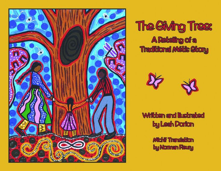 Leah Dorion Gallery - The Giving Tree