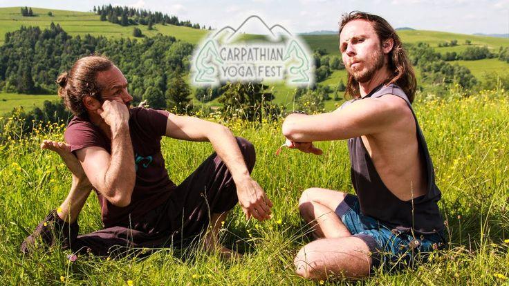 Виталий Шакиров (Cat Shanti) в интервью проекту ⭐ SLAVYOGA на Carpatian ...