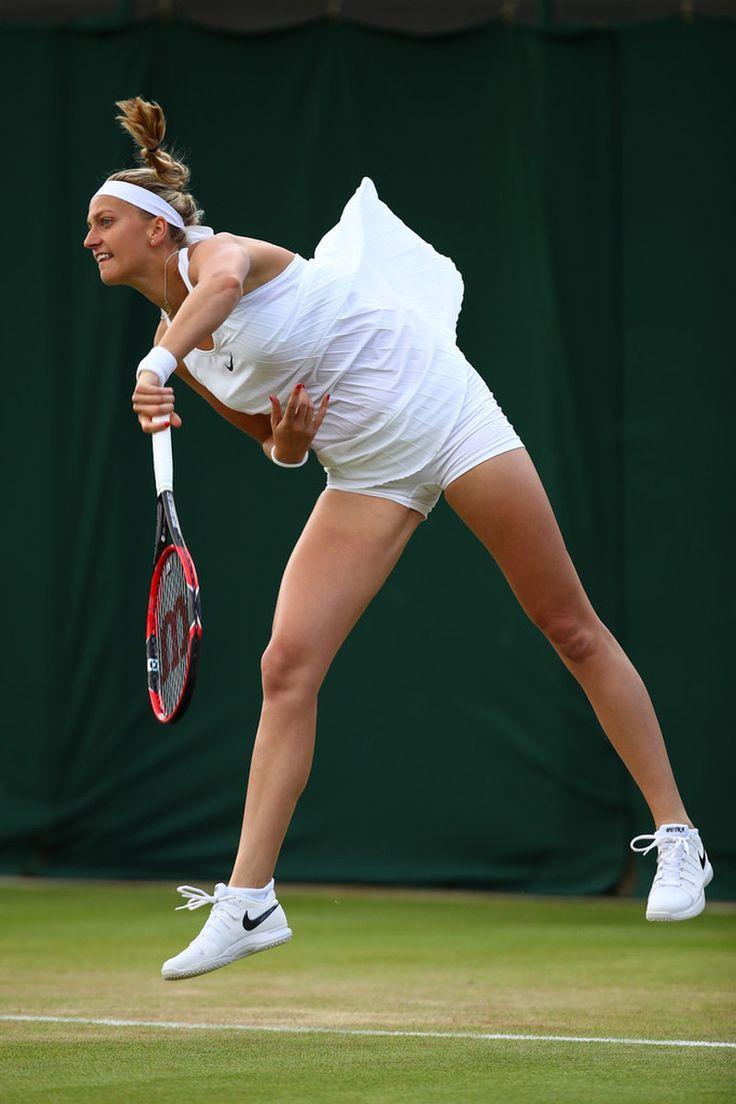 Petra Kvitov Wimbledon 2016  Wta Hot  Wimbledon 2016 -8329