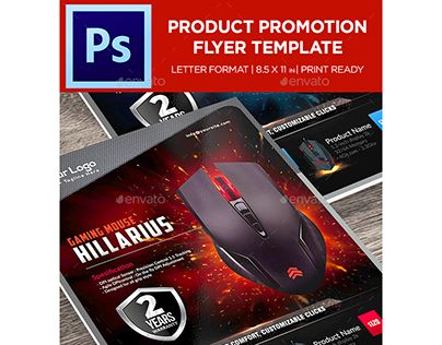 "Check out new work on my @Behance portfolio: ""Gaming Mouse Product Flyer - Corporate Promotion Flyer"" http://be.net/gallery/57119621/Gaming-Mouse-Product-Flyer-Corporate-Promotion-Flyer"