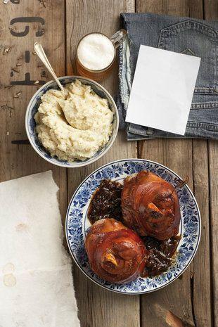 Korrelmosterd-kapokaartappels | SARIE | Wholegrain mustard mash