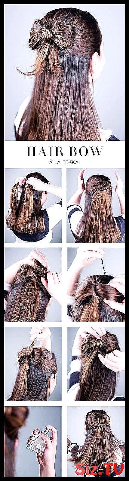 62 Simple Hairstyles Step by Step to Yourself #Beauty #classpintag #Easy …, #Beauty #class