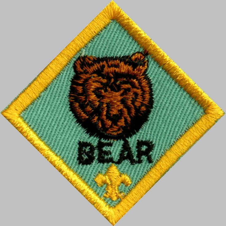 Lots of cub scout activities for each bear achievement and more...