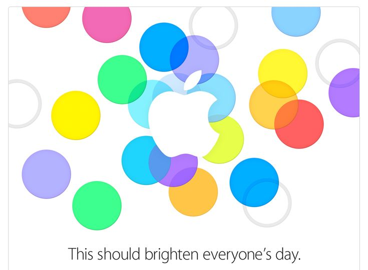 Apple's September 10 iPhone Event Now Official As Invites Sent To Press