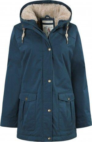 Seasalt Regenjacke Tiller Coat Galley - blau #hanseheld #seasalt #regenjacke…