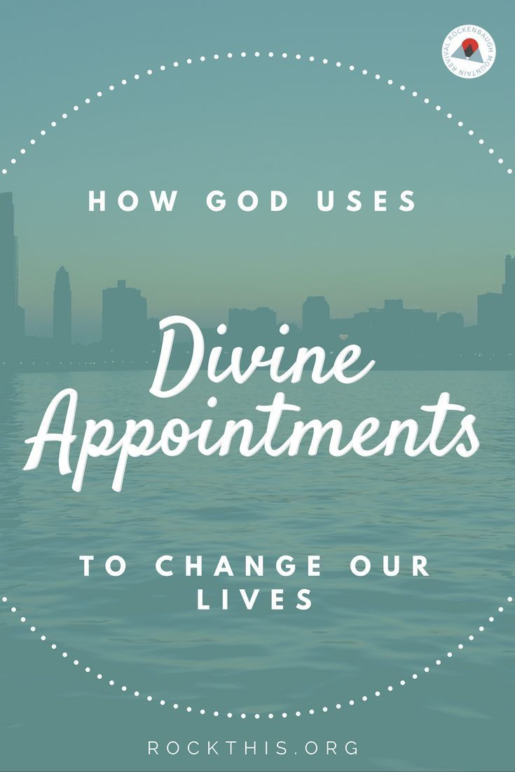 What if interruptions in our lives are divine appointments rather than devilish schemes? What if God's plans require us to rethink disappointments? This is a great read on reframing our thinking about life's interruptions.