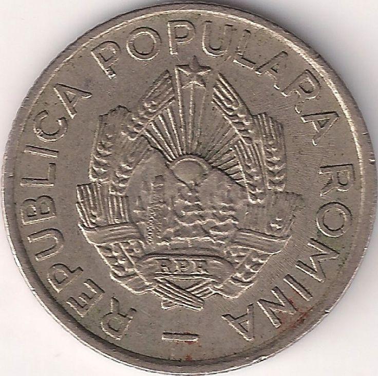 Motivseite: Münze-Europa-Südosteuropa-Rumänien-Leu-0.10-1952-1956