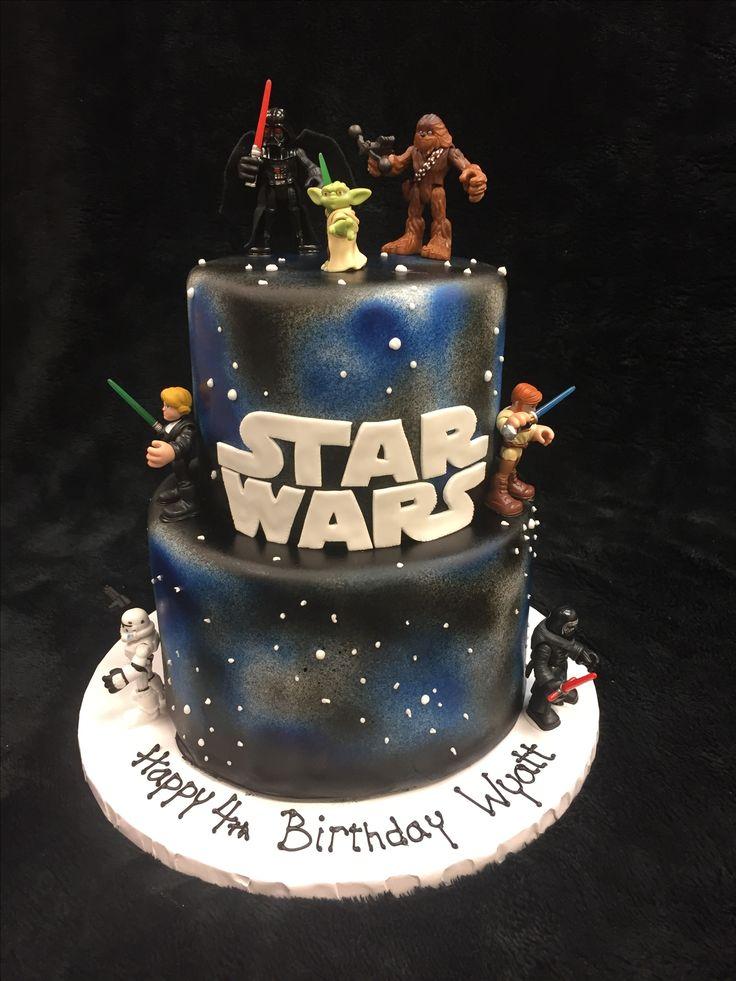 boy cakes
