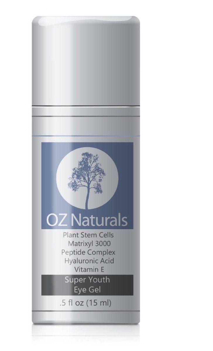 OZ Naturals - The BEST Eye Gel - Eye Cream For Dark ...