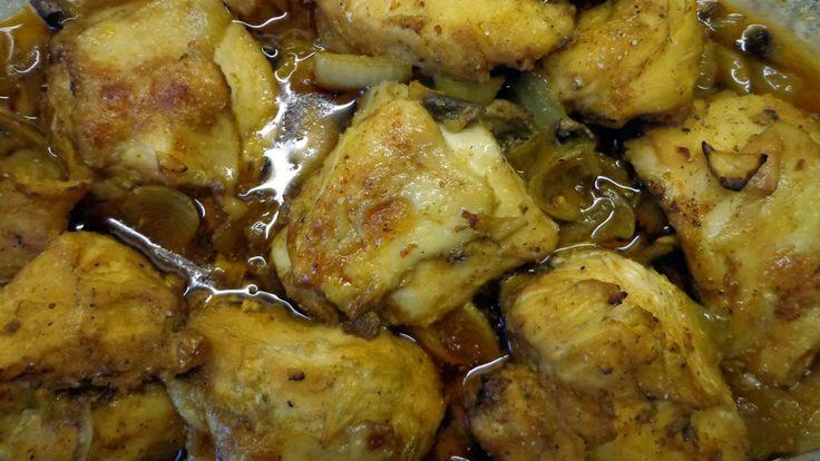 Hete kip uit de braadzak  kipfilet met vel - Powered by @ultimaterecipe
