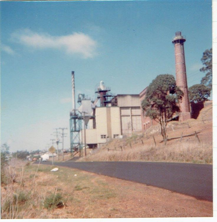 TCC Incinerator Mort St. Photo taken in 1980.