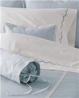 White -- Plisse seersucker bed coverlet light weight cover for beds
