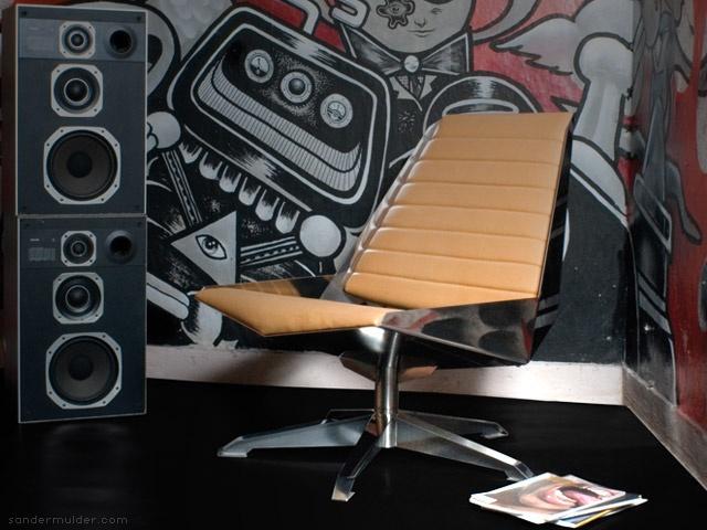 Stealth lounge chair— Dave Keune www.davekeune.com