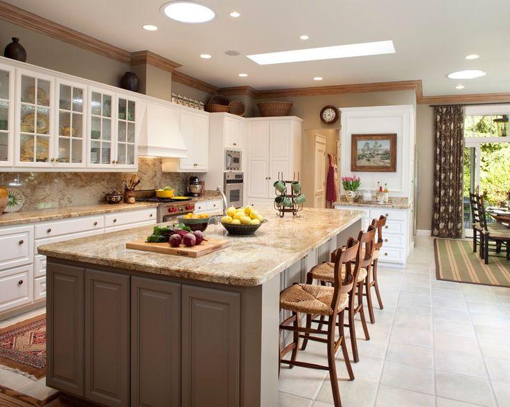 Cuisine lapeyre cuisine bistro avec beige couleur lapeyre cuisine jolies cuisines - Lapeyre cuisine bistro ...