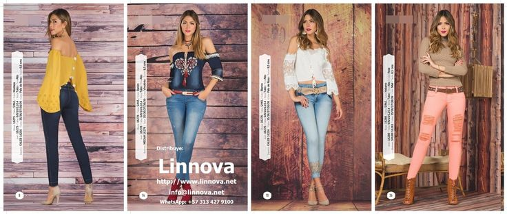AA0295 - Jeans & Calzado