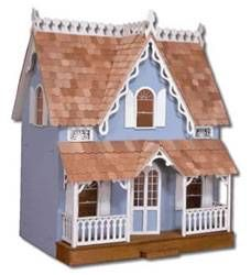 Victorian gingerbread house. Templates for lots of gingerbread houses