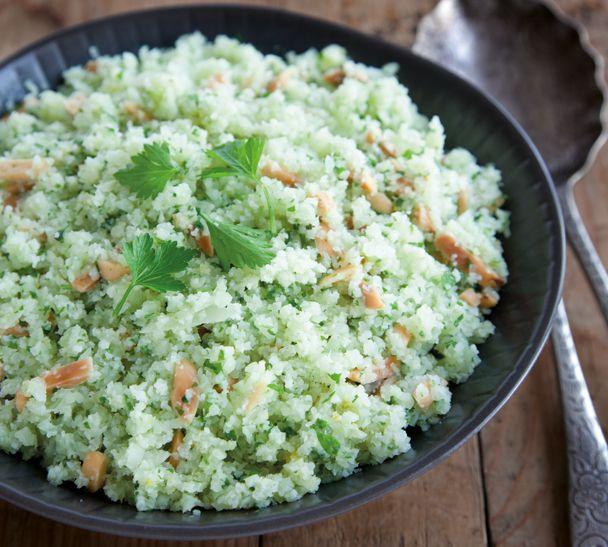 Annabel Langbein Cauliflower Couscous Recipe